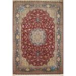 Pair six meter Tabriz carpet Handmade Gharebaghi Design