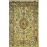 six meter Tabriz carpet Handmade Nami Design