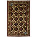 Seven Meter Bakhtiyari Carpet Handmade Pamchal Design