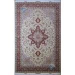 Six Meter Tabriz Carpet Handmade Heris Design