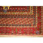 Six Meter Ghochan Carpet Handmade Geometric Design