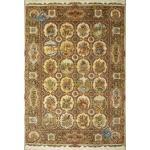 Pair Six meter Tabriz Carpet Handmade Zeynali Design