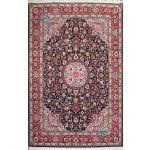 Six Meter Tabriz Carpet Handmade Javad Ghalam Design