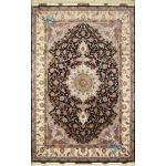 Six Meter Tabriz Carpet Handmade Taghizadeh Design