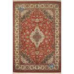 Six meter Bidjar Carpet Handmade Shah Abasi Design