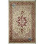Six meter Tabriz Carpet Handmade Heris Design