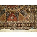 قالیچه طرح گنبد شیخ لطف الله