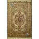Rug Tabriz Carpet HandmadeKohan Design