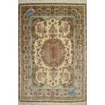 Rug Tabriz Carpet Handmade Novinfar Design