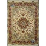 Rug Tabriz Carpet Handmade Oliya Design