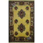 Rug Bakhtiari Carpet Handmade Flower Design