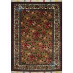 Rug Sanandaj Carpet Handmade Rose Design