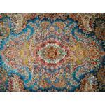 Rug Tabriz Carpet Handmade Kohan Design