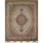 Rug Tabriz Carpet Handmade Mahi Design