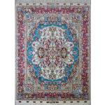 Rug Tabriz Carpet Handmade New Rezai Design