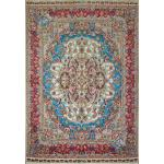 Rug Tabriz Carpet Handmade New Rezai Design