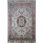 Rug Tabriz Carpet Handmade New Khatibi Design