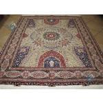 Rug Tabriz Carpet Handmade New Dome Design