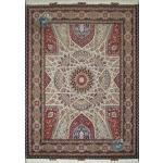 Pair Rug Tabriz Carpet Handmade New Dome Design