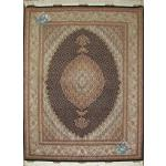 Rug Tabriz Carpet Handmade New Mahi Design