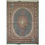 Pair Rug Tabriz Carpet Handmade New Mahi Design