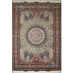 Rug Tabriz Carpet Handmade New Dome Design