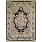 Rug Tabriz Carpet Handmade New Khatibi Design