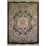 Rug Tabriz Carpet Handmade new Salari Design