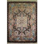 Rug Tabriz Carpet Handmade new Salari Design
