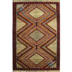 Zar-o-nim Shiraz Handwoven Geometric Design All Wool