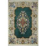 Zar-o-Nim Tabriz Carpet Handmade Mirzai Design