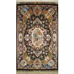 Zar-o-Nim Tabriz Carpet Handmade New Salari Design