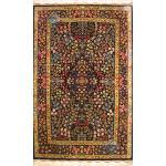 Zar-o-Charak Qom Carpet Complete Silk