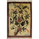 Mat Bijar Carpet Handmade  FLOWERY Design