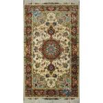 Zar-o-charak Tabriz Carpet Handmade Oliya Design