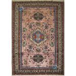 Rug Ardebil Carpet Handmade Geometric Design