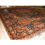 Pair Nine meter Tabriz Carpet Handmade New Salary Design