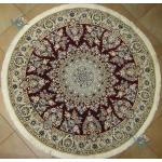 Circle Carpet Naein Medallion Design