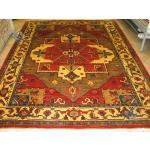 Six Meter Heriz Carpet