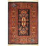 Mat Ghashghai Handwoven Medalion Design All Wool