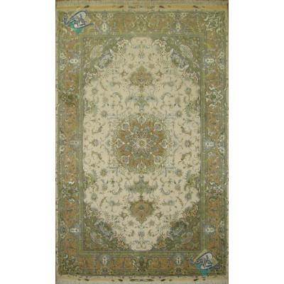 Pair six meter Tabriz carpet Handmade Second hand