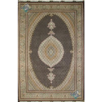 Per Six meter Tabriz carpet Handmade Mahi Design