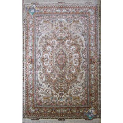 Six meter Tabriz Carpet Handmade Kohan Design