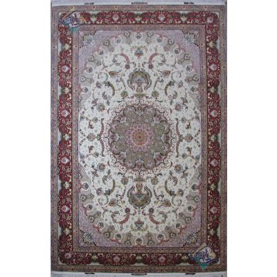 Six Meter Tabriz Carpet Handmade Shiva Design