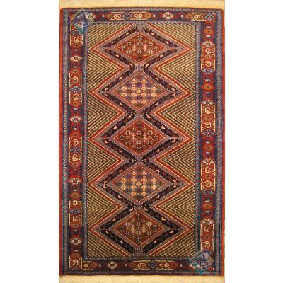 قالیچه شیرازی پنج حوض