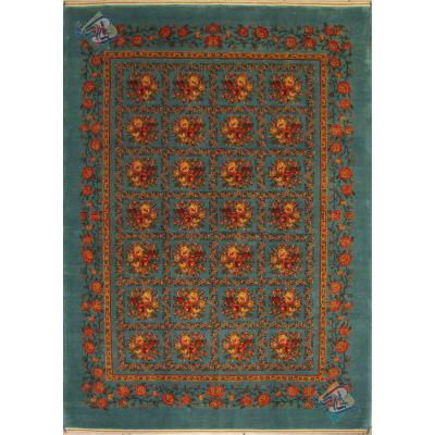 Rug Ghashghai Carpet Handmade Adobe Design