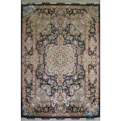 Rug Tabriz Carpet Handmade  New Salary Design