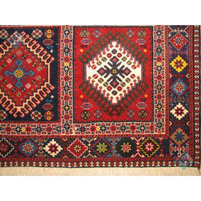 Zar-o-nim Yalameh Handwoven Adobe Design All Wool