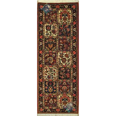 Runner Carpet Bakhtiari Tile Design