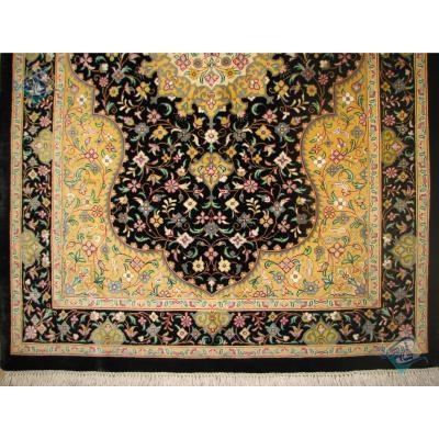 Mat Qom Handmade Carpet All Silk
